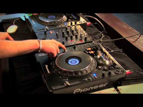 DJ Beat Matching Free Video Tutorial – Using The Cue on CDJ Turntable – Cue And Throw Tutorial