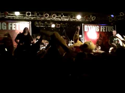 Dying Fetus LIVE @ Maryland Deathfest 2012
