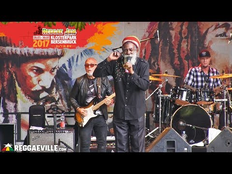 Don Carlos In Bersenbrück, Germany @ Reggae Jam 2017