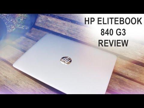 HP Elitebook 840 G3 Review