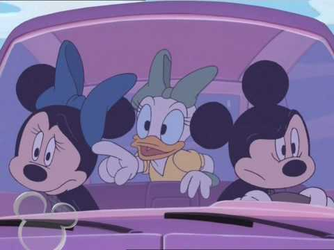 Cartoon House of Mouse:A Viagem