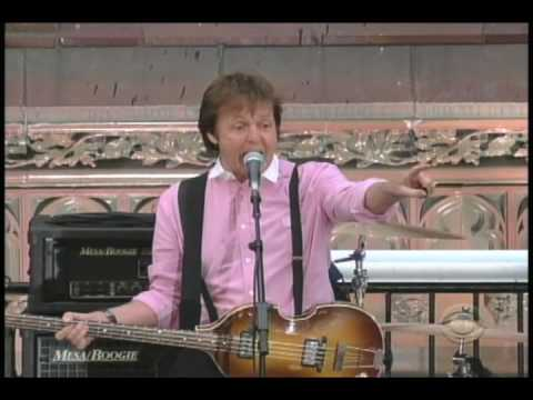 Video Paul McCartney Get Back - on Late Show with David Letterman download in MP3, 3GP, MP4, WEBM, AVI, FLV January 2017