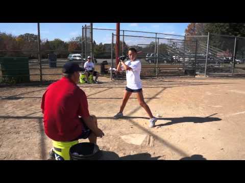 softball hitting drills