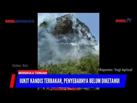 Bukit Kandis Terbakar