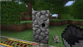Minecraft 1.5 - Rail Road Tutorial