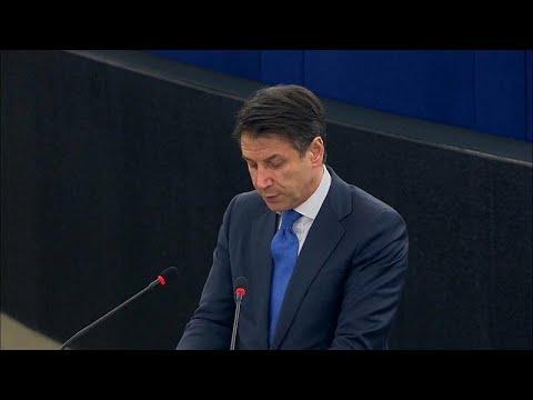 Κόντε στο Ευρωκοινοβούλιο: Η Ευρώπη πάσχει από έλλειμμα πολιτικού οράματος…