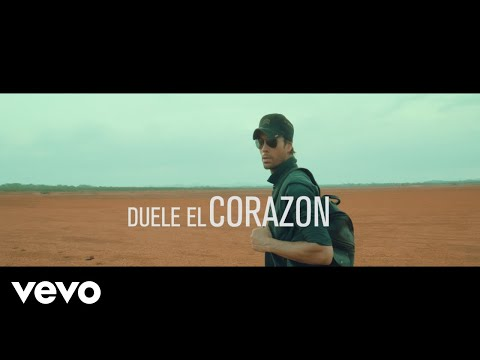 Duele El Corazon - Enrique Iglesias (Video)