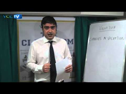 The Classroom - Episode 9 -- Know more about Discounted Cash Flow