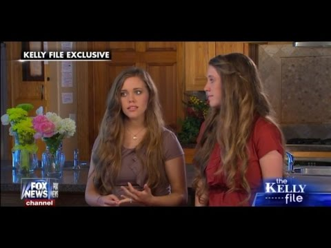 Jill and Jessa Duggar Confirm They Were Molested by Josh Duggar