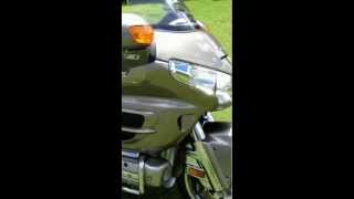 5. 2008 Honda Goldwing Package
