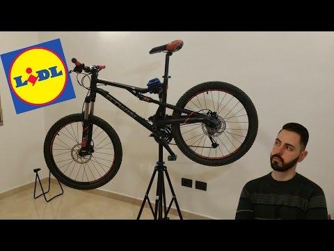 Cavalletto per bicicletta - Pratico ed economico