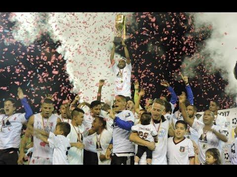 Caracas 2:1 Monagas | Monagas Campeón Apertura 2017 - Guerreros Chaimas - Monagas