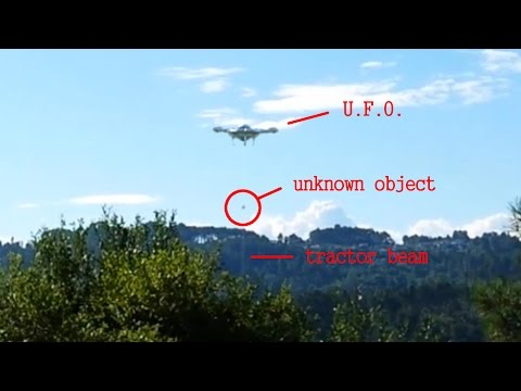 UFO Sightings over Portugal - 2014 HD