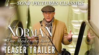 Nonton Norman  The Moderate Rise And Tragic Fall Of A New York Fixer   Teaser Trailer Hd  2016  Film Subtitle Indonesia Streaming Movie Download