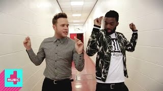 Olly Murs ft. Jazzie: Dance moves | VIP vlogs