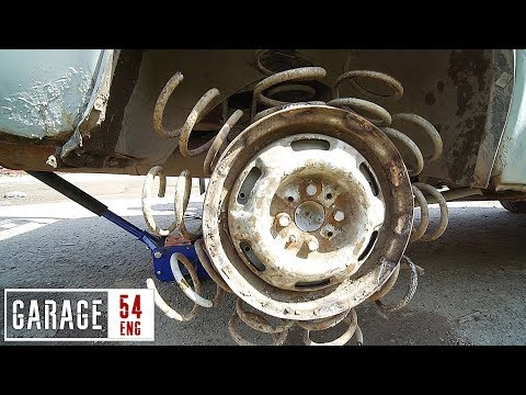 Using Springs Instead Of Rubber Tires