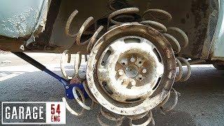 Video Using springs instead of rubber tires MP3, 3GP, MP4, WEBM, AVI, FLV Februari 2019