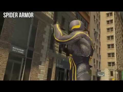 Video ALL Suits Free Roam Gameplay - The Amazing Spider Man 2 download in MP3, 3GP, MP4, WEBM, AVI, FLV January 2017