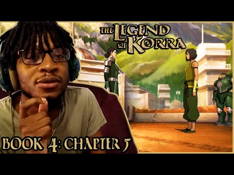 Enemy at The Gates | The Legend of Korra 4x5 - REACTION