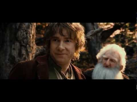 Bilbo - Bilbo Speech - Why did you come back? Thorin Gandalf and company escape off and out of the mountain only to find Bilbo is not with them. To their surprise mo...