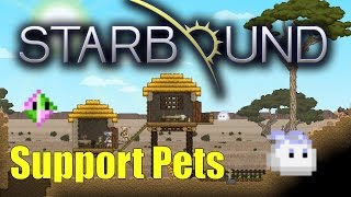 What's up guys! Check out these awesome support pets! Don't forget to smack that Like button if you enjoyed! Support me on...