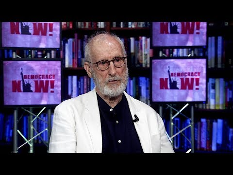 Extended Interview with Actor James Cromwell Before His
