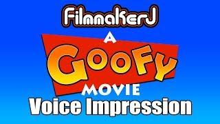 I hope all you nostalgic Disney fans enjoy this Impression. Not too many people do Goofy impressions, and barely anyone if anybody, does what I do. Impersona...