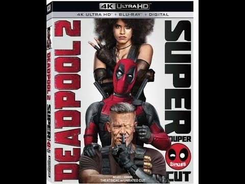 How To Download Deadpool 2 In Blu-ray 720p HD Dual Audio Hindi