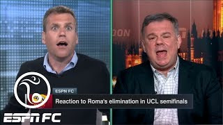 Video ESPN FC crew gets heated over Roma-Liverpool Champions League refereeing controversy   ESPN FC MP3, 3GP, MP4, WEBM, AVI, FLV Agustus 2018