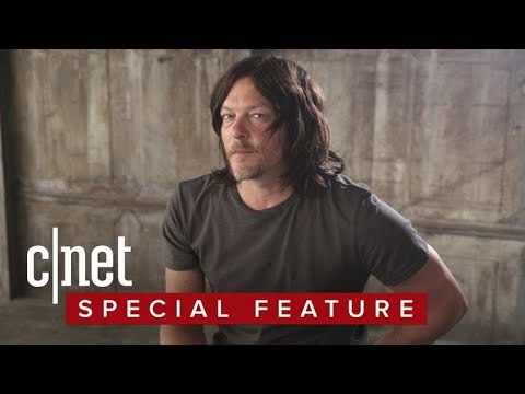 Norman Reedus talks about Daryl Dixon