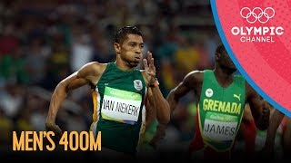 Video Rio Replay: Men's 400m Sprint Final MP3, 3GP, MP4, WEBM, AVI, FLV Mei 2019