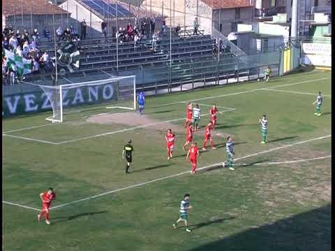 Campionato di serie D 2018/19 Avezzano - Jesina 0-1