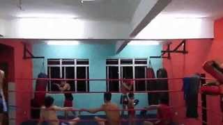 Muay Thai Naga Api - Thai Music + Muay Thai Training