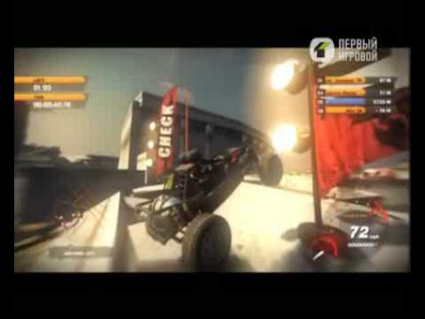 Видеообзор FUEL Первый игровой
