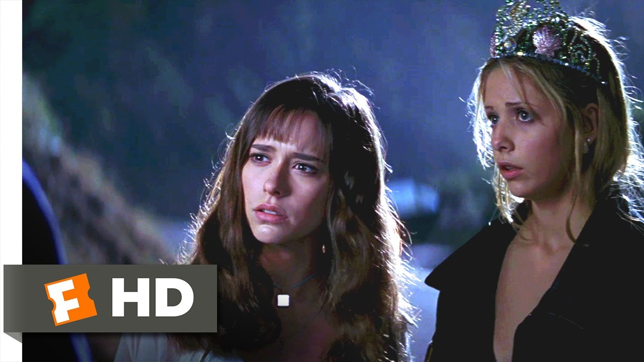 I Know What You Did Last Summer (2/10) Movie CLIP - We