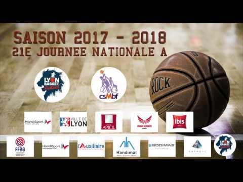 Lyon vs csMbf - 5 Mai 2018