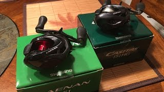 Video Shimano Caenan vs. Casitas (Which Should I Buy?!?!?) MP3, 3GP, MP4, WEBM, AVI, FLV Mei 2019