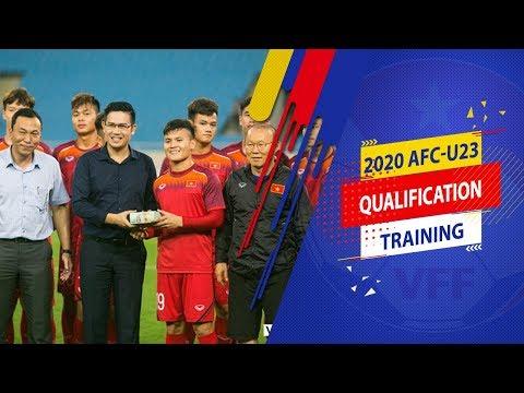 Chưa đá, chủ tịch tập đoàn Asanzo đã thưởng nóng cho U23 Việt Nam | VFF Channel - Thời lượng: 2 phút, 32 giây.