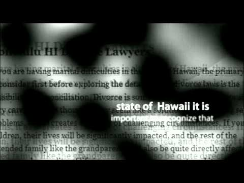 Honolulu Military Divorce Attorney