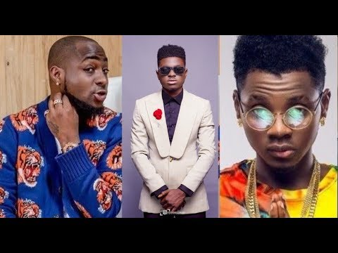Kenny Blaq Crack Jokes With Davido And Kizz Daniel Beef Live At City Of Davido