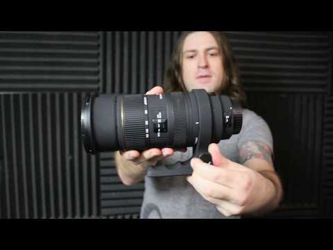 Sigma EX 50-500mm 1:4-6.3 APO DG HSM