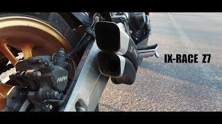 7. [PURE SOUND]  INSANE CBR650F EXHAUST