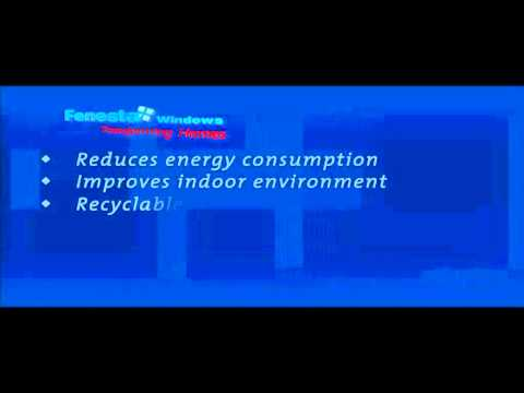Eco-friendly Windows - Green Windows