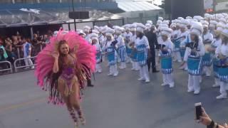 Desfile Oficial 2017 - Bateria Rosas de Ouro