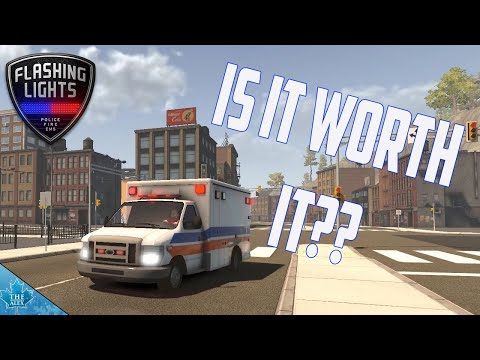 Flashing Lights - Is it worth it? - Early Access