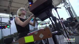 Neon Indian LIVE @ Lollapalooza 2012