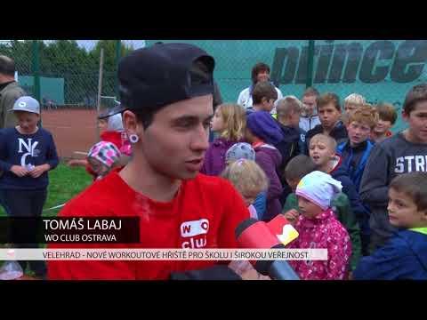 TVS: Deník TVS 13. 10. 2017