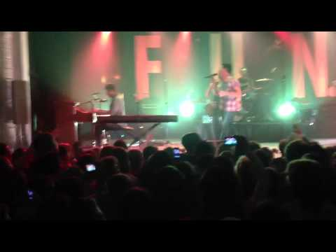 Fun. - Carry On (Live in Charlottesville, VA)