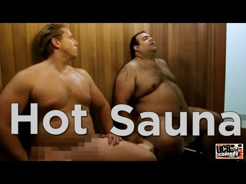 Video Hot Sauna: a SKETCH by UCB's The Punch download in MP3, 3GP, MP4, WEBM, AVI, FLV January 2017