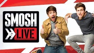 Video SMOSH LIVE (FULL VIDEO) MP3, 3GP, MP4, WEBM, AVI, FLV September 2018
